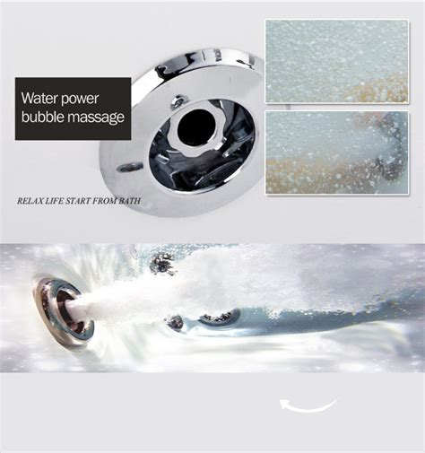 whirlpool bathtub spare parts hydrotherapy jet nozzle