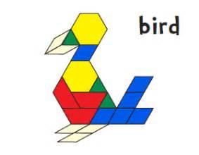 pattern block mats pattern blocks