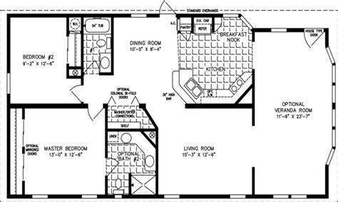 1000 square foot ranch house floor plans numberedtype under 1000 sq ft house plans