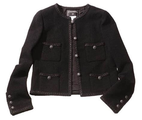 la petite robe noire chanel jackets