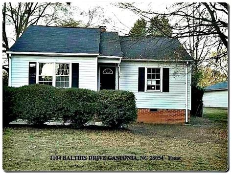 ranch home for sale in gastonia nc w open floor plan