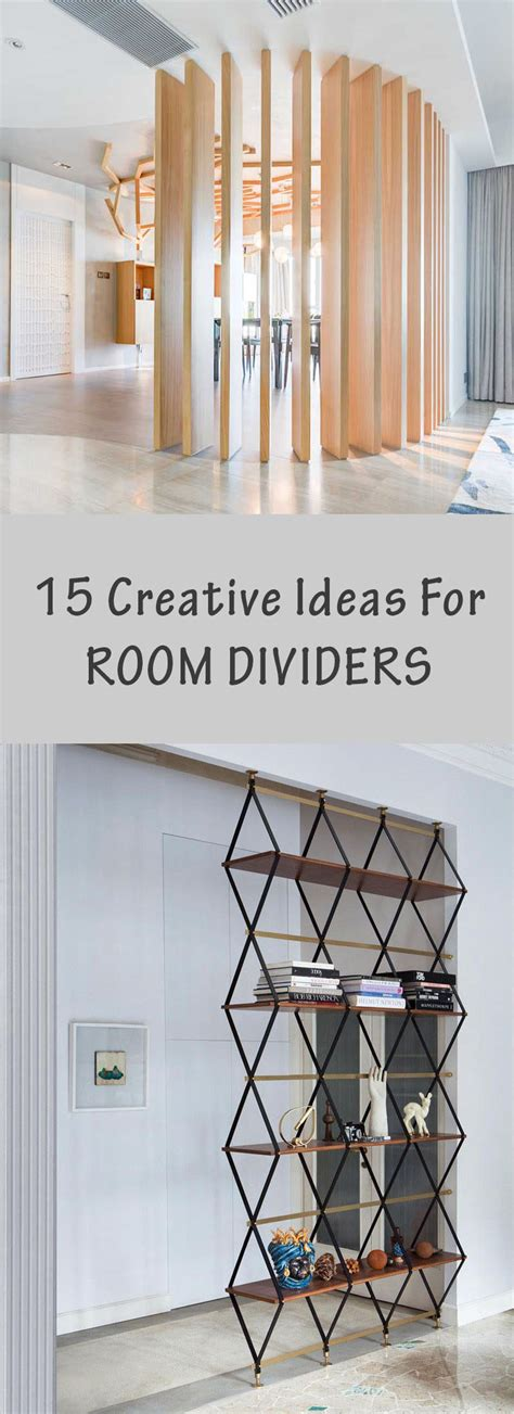 room divider ideas for 15 creative ideas for room dividers contemporist