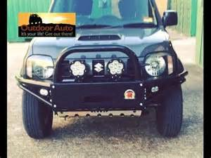 Suzuki Jimny Bullbar Suzuki Jimny Road Bull Bar Fitting