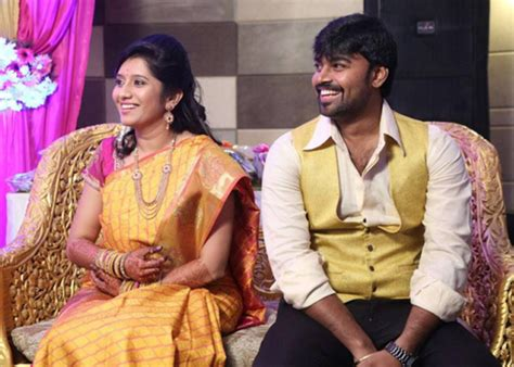 vijay television anchor priyanka marriage photos vijay tv vj priyanka s wedding photos