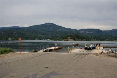 hauser idaho boating the inland northwest hauser lake kootenai county