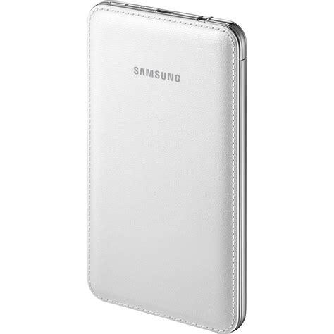 samsung bp6000 portable battery pack white eb pg900bwusta b h