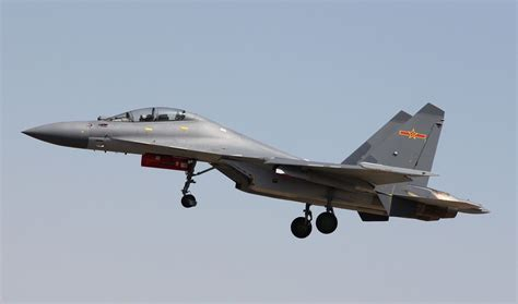 Shenyang J-16 – SinoDefence J 16