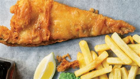 fish and chips with minty mushy peas recipe bon appetit