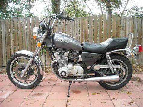 Suzuki Gs550 For Sale 80 Suzuki Gs 550 L For Sale On 2040 Motos