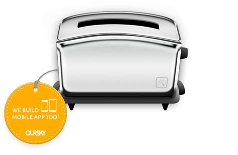 Transparent Toaster 5 Logo Icon Tips For Visual Identity With A Product