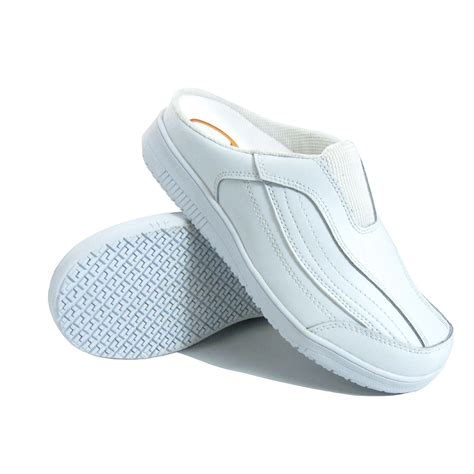 open back tennis shoes genuine grip s slip resistant athletic open back