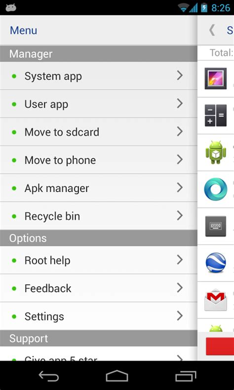 app remover for android system app remover root android apps on play