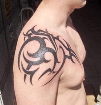shoulder tattoos for men tumblr tribal shoulder for 2015