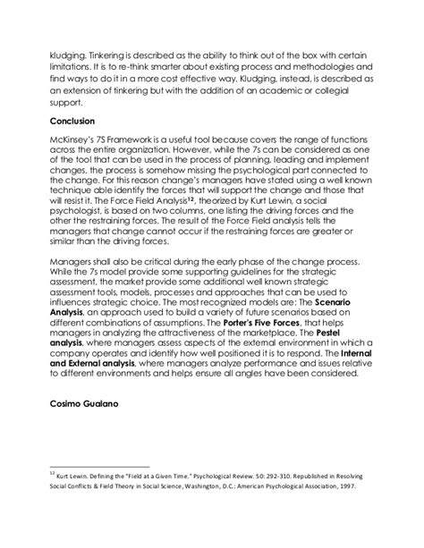 04 an expanded mc kinsey's 7s framework prospective cosimo