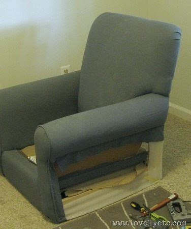 reupholster armchair tutorial 32 best images about diy upholstery on pinterest tub