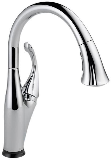 delta touch kitchen faucet reviews delta kitchen faucets the complete guide top reviews