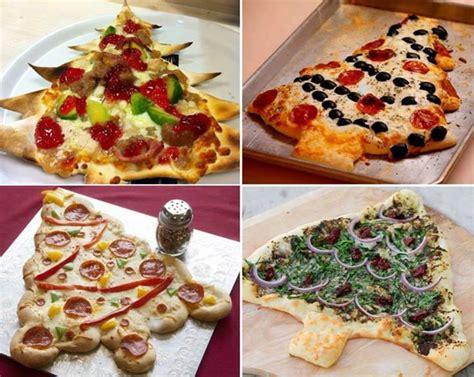 christmas pizza best 7 tree pizza recipes