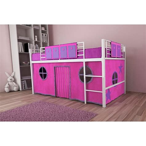 girl twin loft bed with slide girl twin loft bed with slide