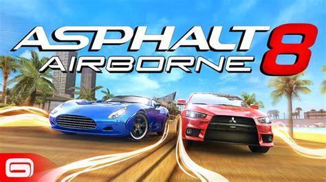 download game mod apk gameloft asphalt 8 airborne v3 2 2a mod apk unlimited all
