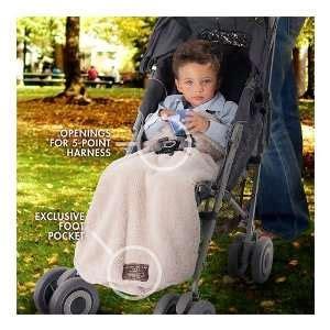Nuddle Baby Stroller Blanket by Vintage 1960s Rex Baby Stroller Buggie Blue White