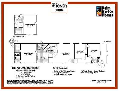 18 harbour street floor plans palm harbor homes elmendorf texas featured floor plan