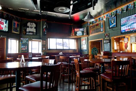 home bar and grill