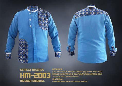 Kemeja Biru Dongker Kemeja Navy Batik kemeja batik warna biru dari the optimus series ini layak kamu punya kemeja magnus hm 2003