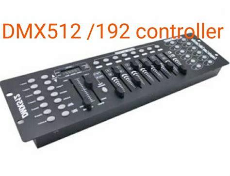 Mixer Lighting Baisun Dmx 512 192 jual mixer lighting dmx512 192 controller di lapak maj