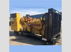 Caterpillar Generator Supplier Worldwide | Used 500 kW ... 250 Kw Generator Used