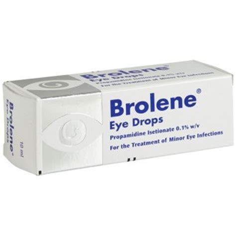eye infection drops drops for minor eye infections brolene eye drops