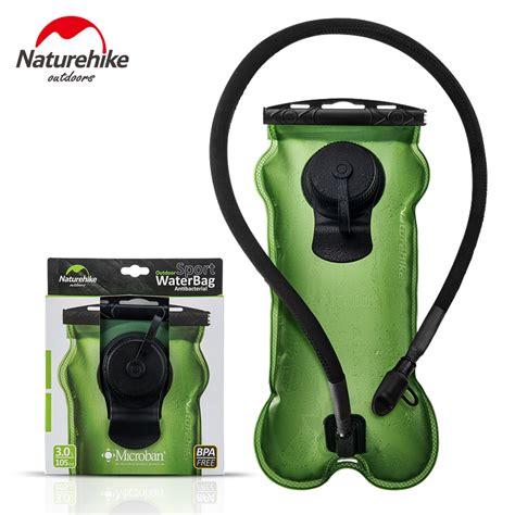 naturehike brand 3l peva bladder hydration bicycle cing hiking climbing outdoor camelback
