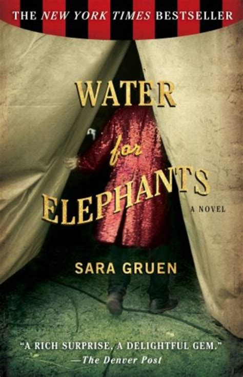 water from my a novel water for elephants righteous pictures