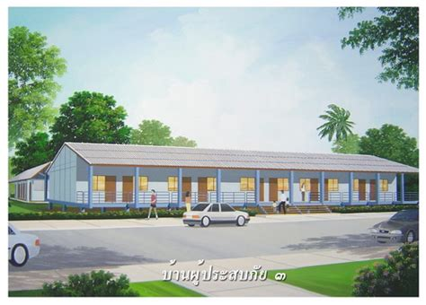 rental house plans architect plans thai rental units
