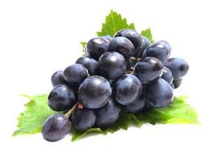Fruit Basket Grapes Greek Gourmet Topping Medlicious Foods