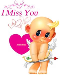 miss you cupid free missing him ecards greeting cards