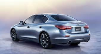 Infiniti Automobile 2013 Infiniti Q50 Hybrid Option For Premium Mid Sized