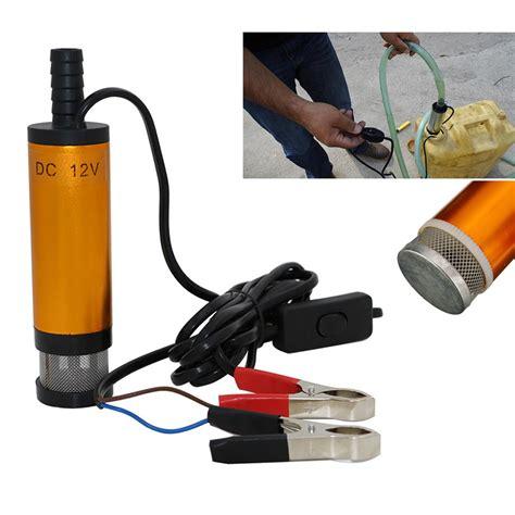 Pompa Air Mini Tenaga Aki pompa portable mini kecil serbaguna penyedot sedot air