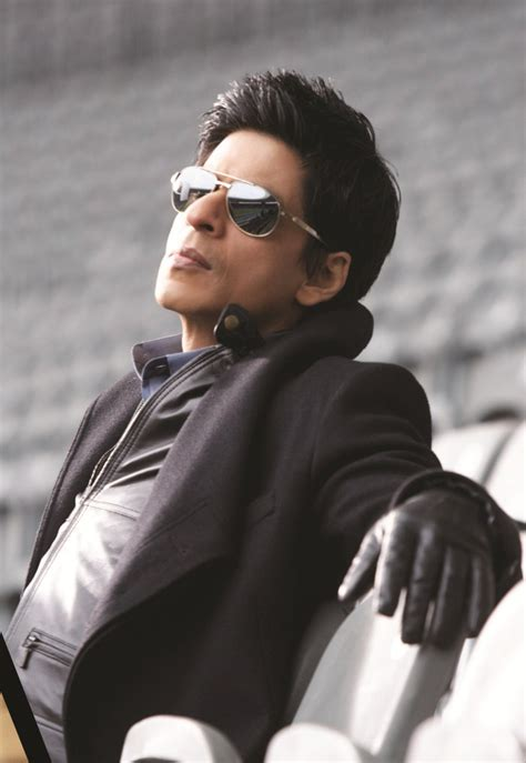 srks hairstyle in don2 picture 128275 shahrukh khan don 2 new stills new