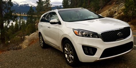 Kia Sorento Fuel Capacity 2016 Kia Sorento Review