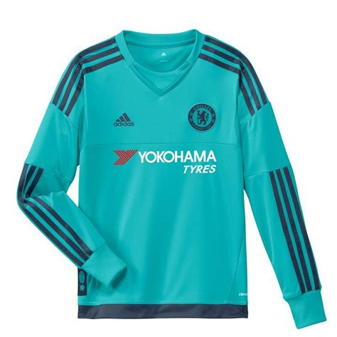 Chelsea Home Jersey 2015 2016 adidas chelsea home shirt 2015 2016 junior goalkeeper