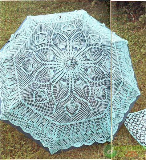 pattern for umbrella cover 25 best ideas about beautiful crochet on pinterest