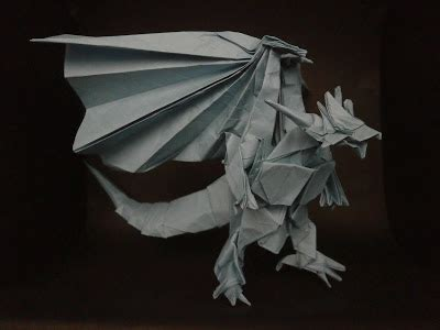 Most Difficult Origami - katakoto origami bahamut