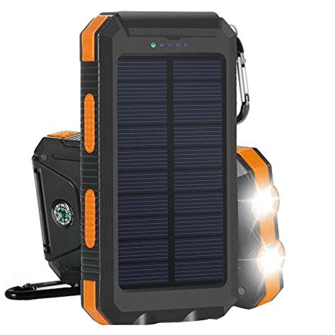 top solar charger the 10 best solar chargers survivalrenewableenergy
