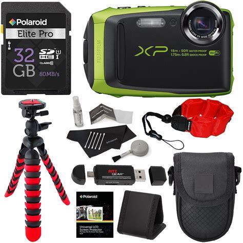 Giveaway Promote - fujifilm finepix xp90 waterproof digital camera bundle giveaway giveaway promote