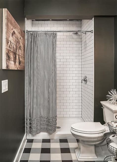 Walk In Shower Curtain Inspiration Waves Of Ruffles Shower Curtain Anthropologie