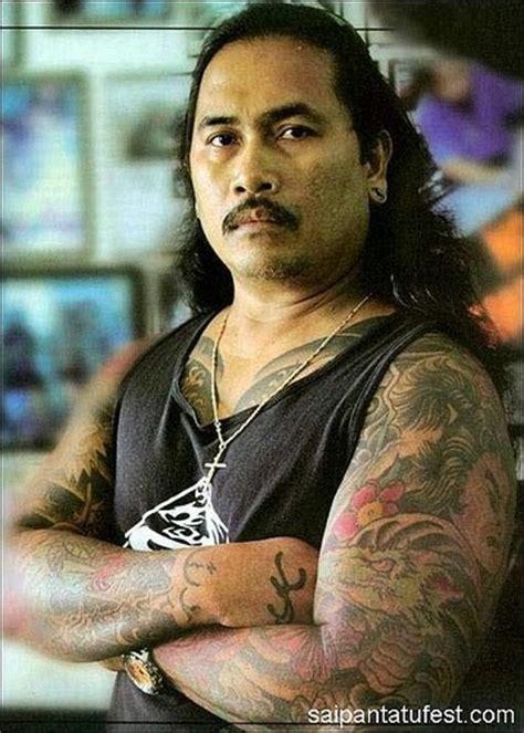 filipino tattoo artist in singapore ink 4 skin dragon edong famous pinoy tattoo artist in