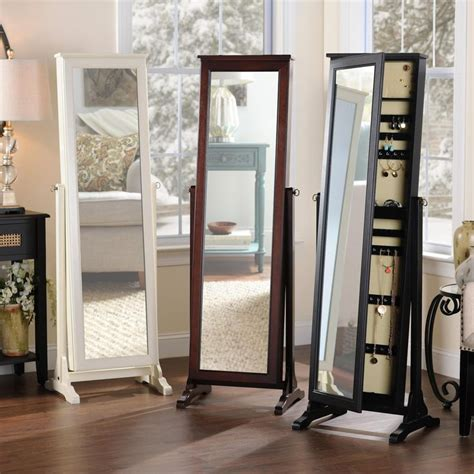 standing mirror jewelry armoire kirklands jewelry armoires are something every woman needs for your
