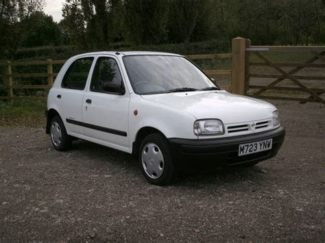 nissan micra lx nissan micra 1 3 lx 5dr t t 76k sold 1995 on car