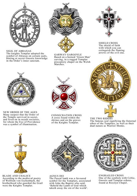 design by meaning knights templar symbol meaning www imgkid com the