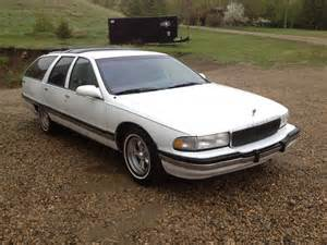 95 Buick Roadmaster Specs 1995 Buick Roadmaster Wagon Pictures Information And